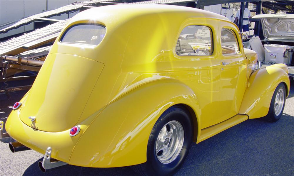 1937 Willys 37 2 Door Sedan 16311