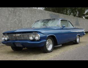 1961 CHEVROLET IMPALA BUBBLE TOP -  - 16314