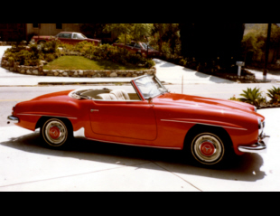 1956 MERCEDES-BENZ 190SL CONVERTIBLE -  - 16328