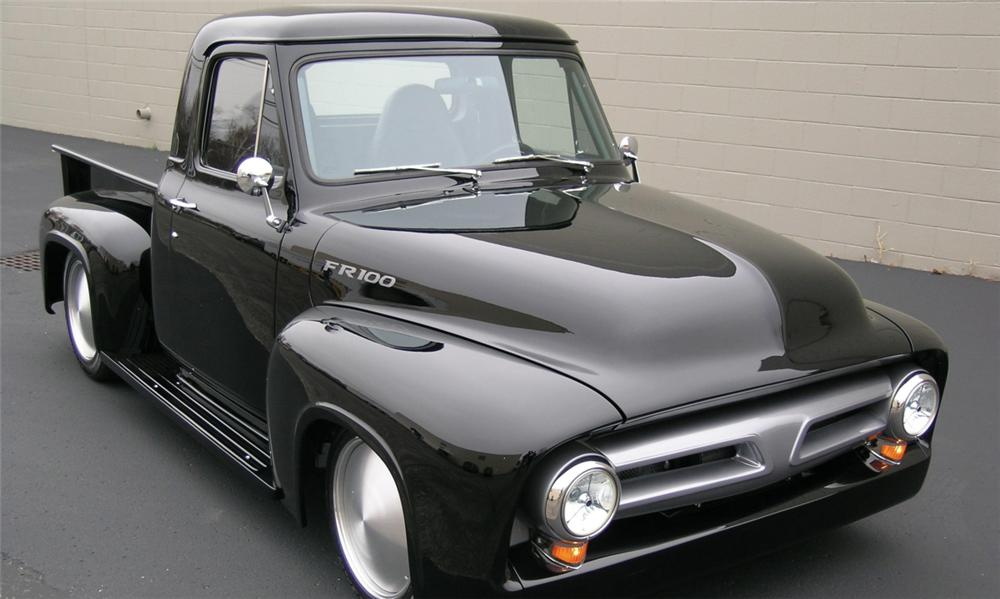 1953 FORD FR100 PICKUP - Front 3/4 - 16329