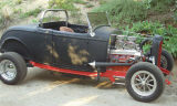 1932 FORD HOT ROD ROADSTER -  - 16332