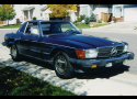 1987 MERCEDES-BENZ 560SL CONVERTIBLE -  - 16333