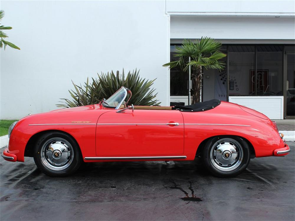 1957 Porsche 356 Speedster Re Creation 163388