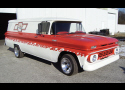 1962 CHEVROLET C-30 CUSTOM 1 TON PANEL TRUCK -  - 16342