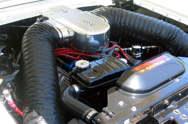 1964 FORD FAIRLANE THUNDERBOLT RE-CREATION - Engine - 16347