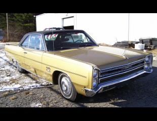 1968 PLYMOUTH SPORT FURY 2 DOOR HARDTOP -  - 16353
