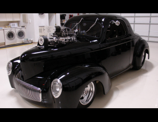 1941 WILLYS AMERICAR COUPE -  - 16355