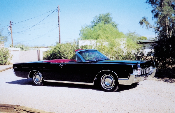 1967 lincoln continental convertible 16379. Black Bedroom Furniture Sets. Home Design Ideas