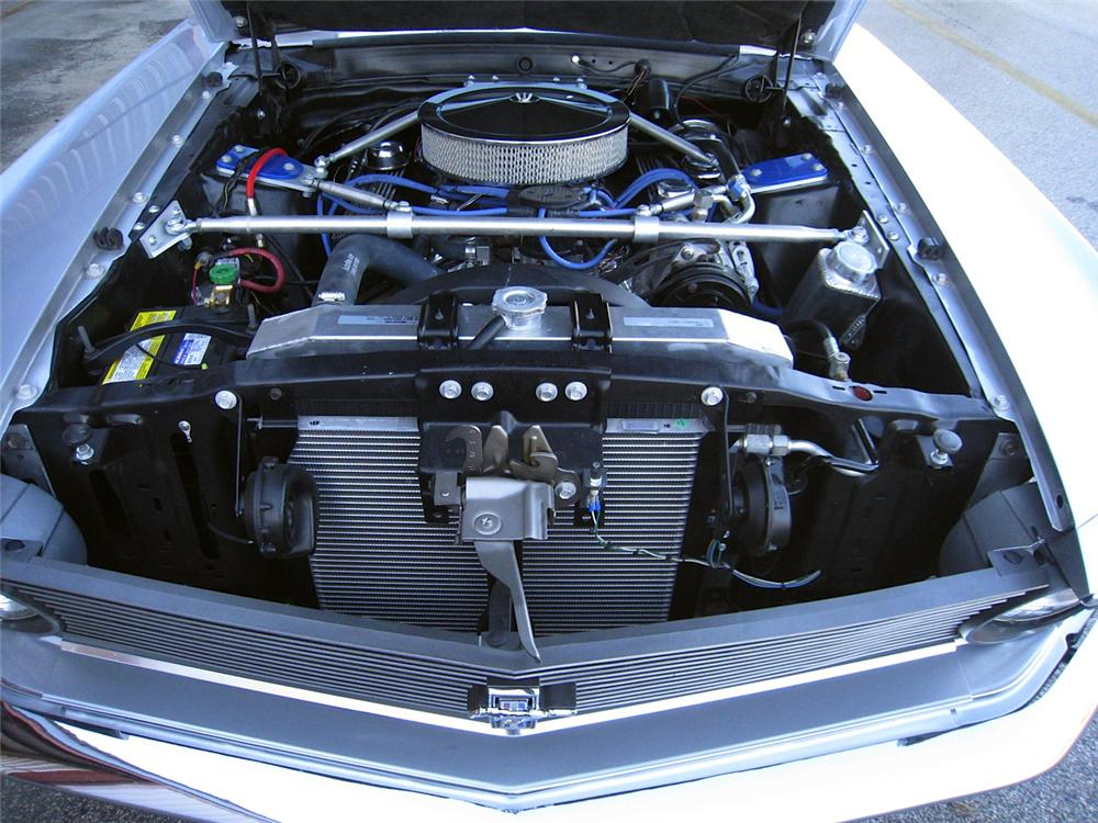 1970 FORD MUSTANG CUSTOM FASTBACK - Engine - 170026