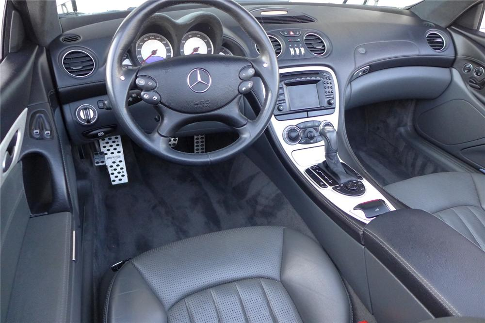 2004 MERCEDES-BENZ SL55 AMG CONVERTIBLE - Interior - 170050