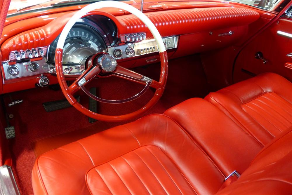 1962 CHRYSLER 300 2 DOOR COUPE - Interior - 170054