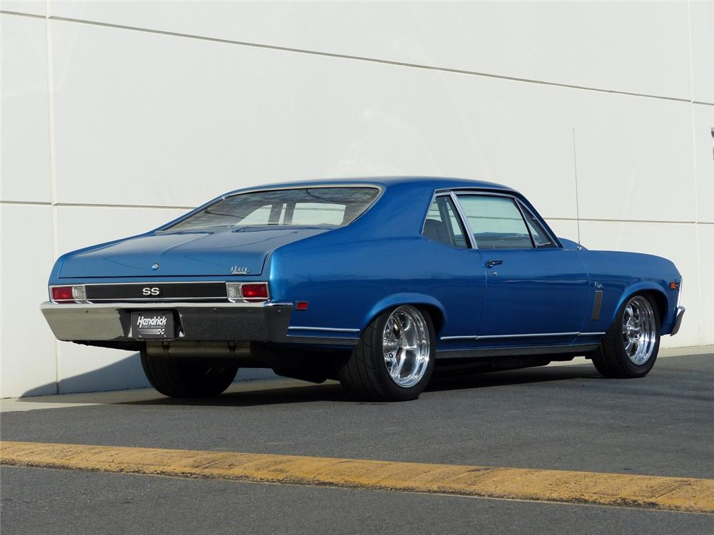 Chevrolet Las Vegas >> 1969 CHEVROLET NOVA SS CUSTOM 2 DOOR COUPE - 170058