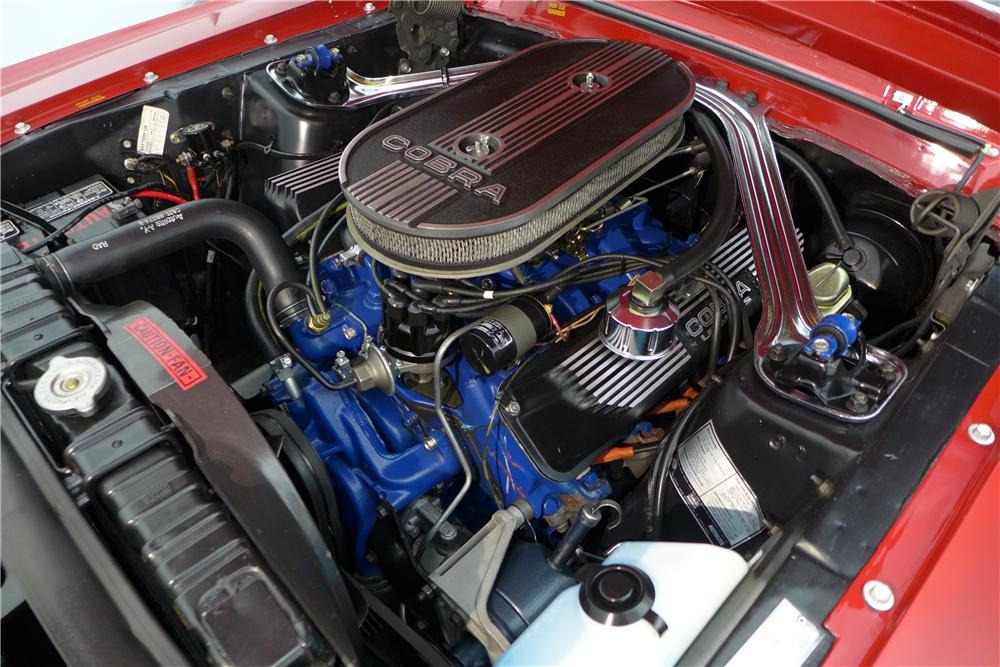 1968 SHELBY GT500 FASTBACK - Engine - 170062