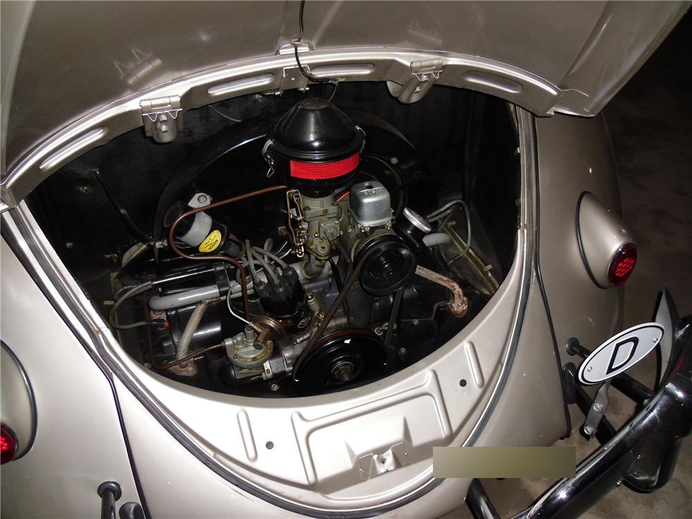 1959 VOLKSWAGEN BEETLE 2 DOOR SEDAN - Engine - 170091