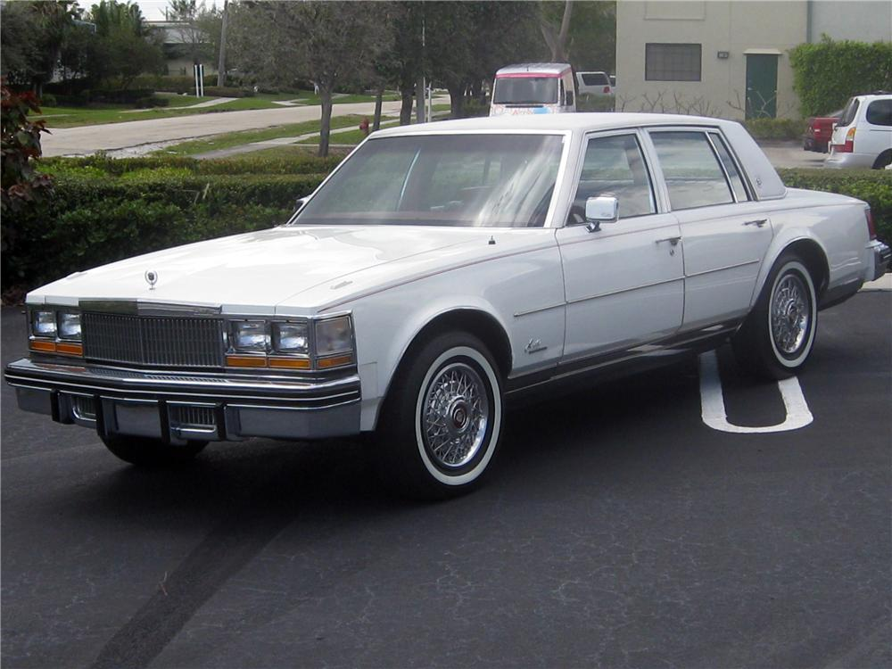 1979 Cadillac Seville 4 Door Sedan 170129