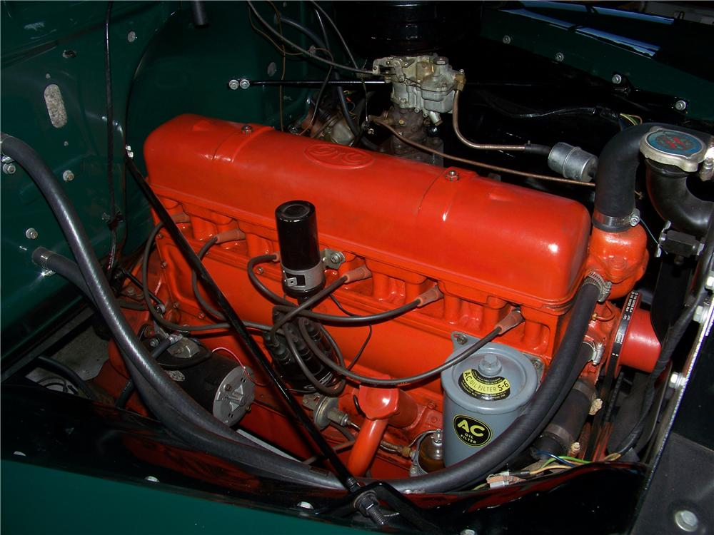 1954 GMC 100 CANOPY EXPRESS - Engine - 170138