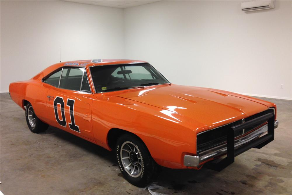 "1969 DODGE CHARGER ""DUKES OF HAZZARD"" - Front 3/4 - 170151"