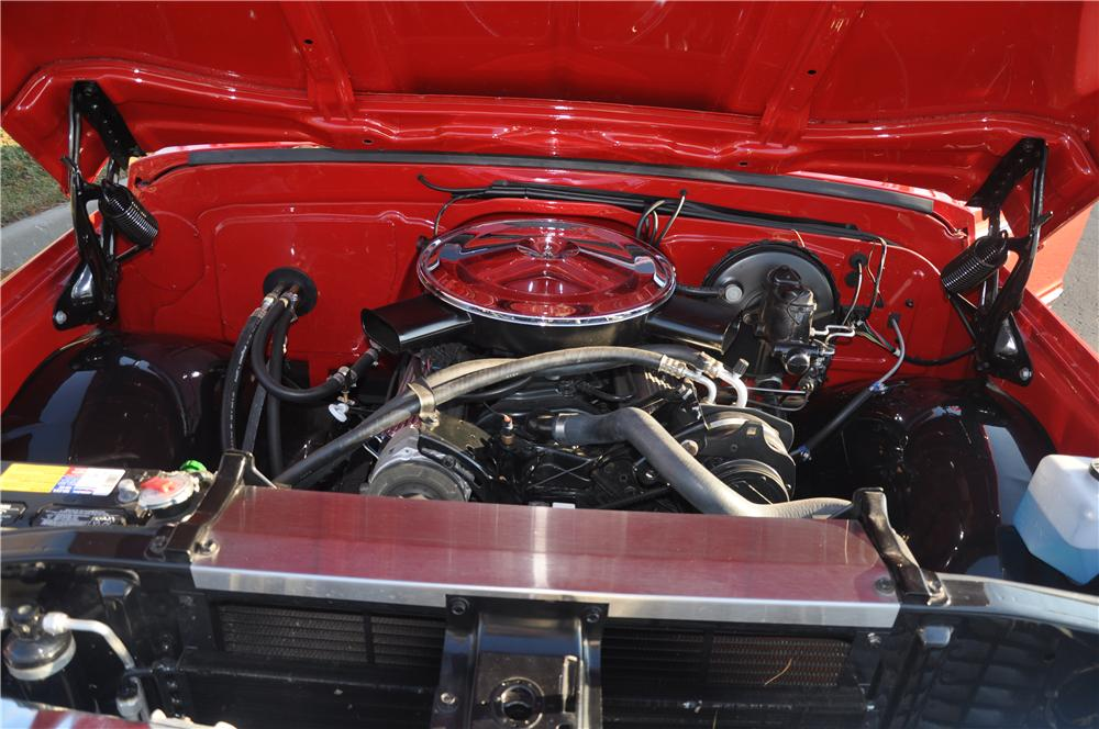 1972 CHEVROLET CHEYENNE SUPER 10 PICKUP - Engine - 170153