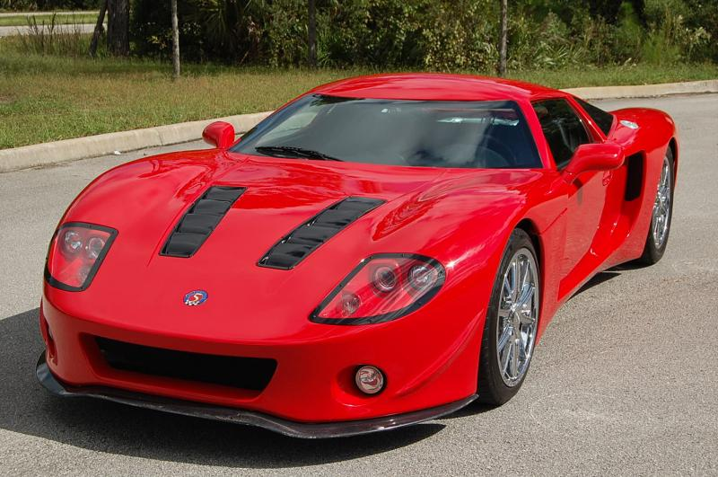 2010 FACTORY FIVE GTM 2 DOOR COUPE - Front 3/4 - 170154