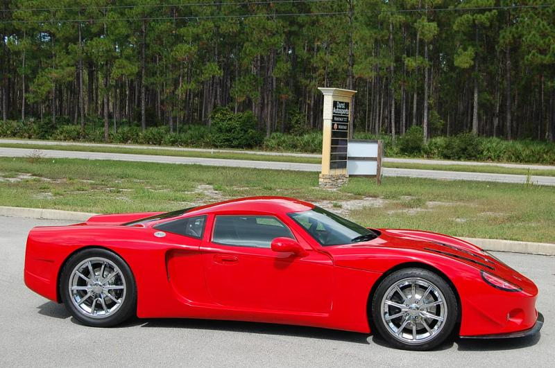 2010 FACTORY FIVE GTM 2 DOOR COUPE - Side Profile - 170154