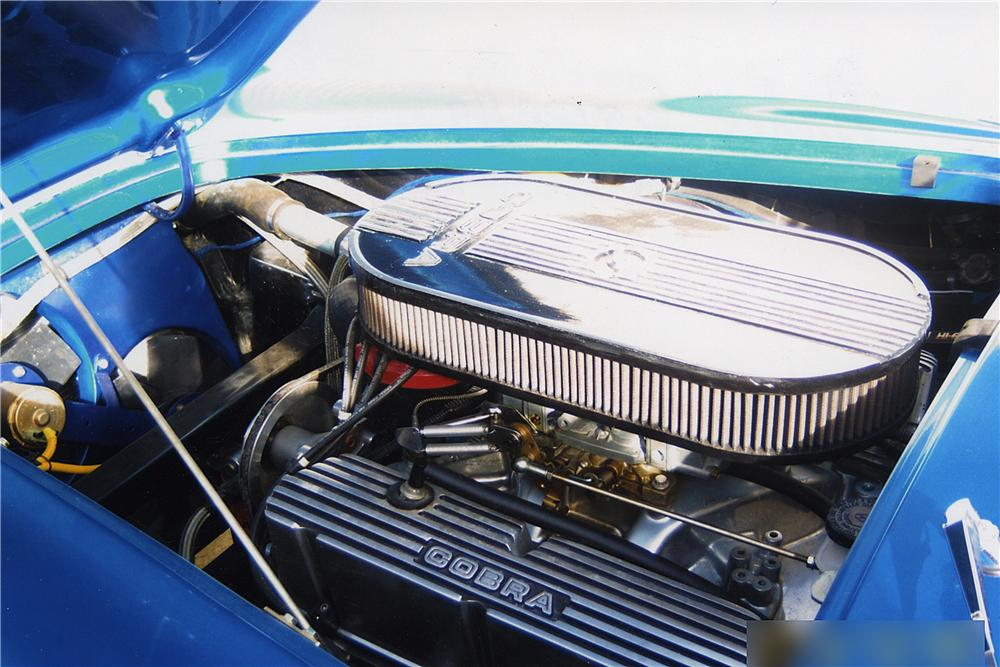 1966 SHELBY COBRA RE-CREATION ROADSTER - Engine - 170162