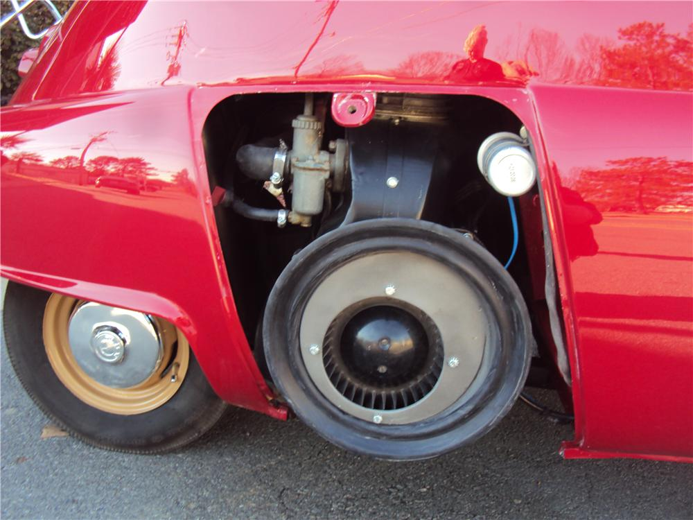 1957 BMW ISETTA 300 CONVERTIBLE - Engine - 170190