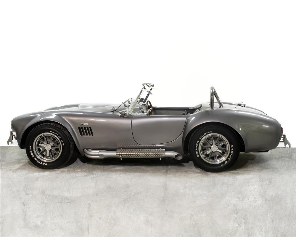 1966 B & B MANUFACTURING, INC COBRA RE-CREATION ROADSTER - Side Profile - 170307