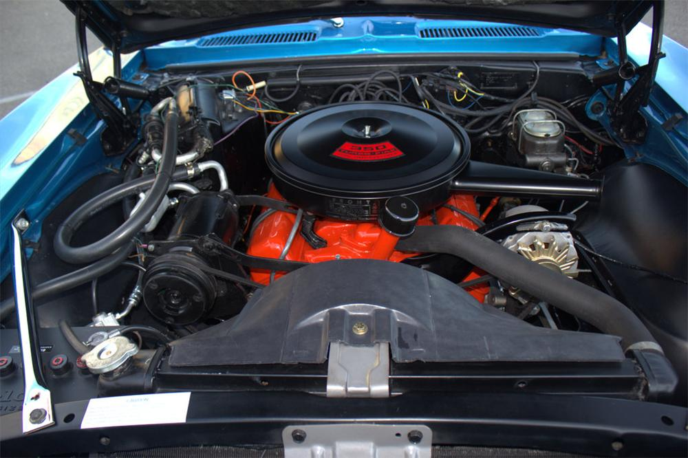 1967 CHEVROLET CAMARO RS/SS 2 DOOR COUPE - Engine - 170308