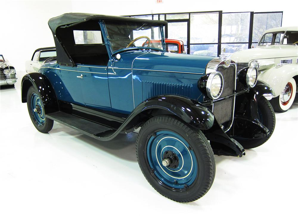 1928 CHEVROLET AB NATIONAL ROADSTER - Front 3/4 - 170309