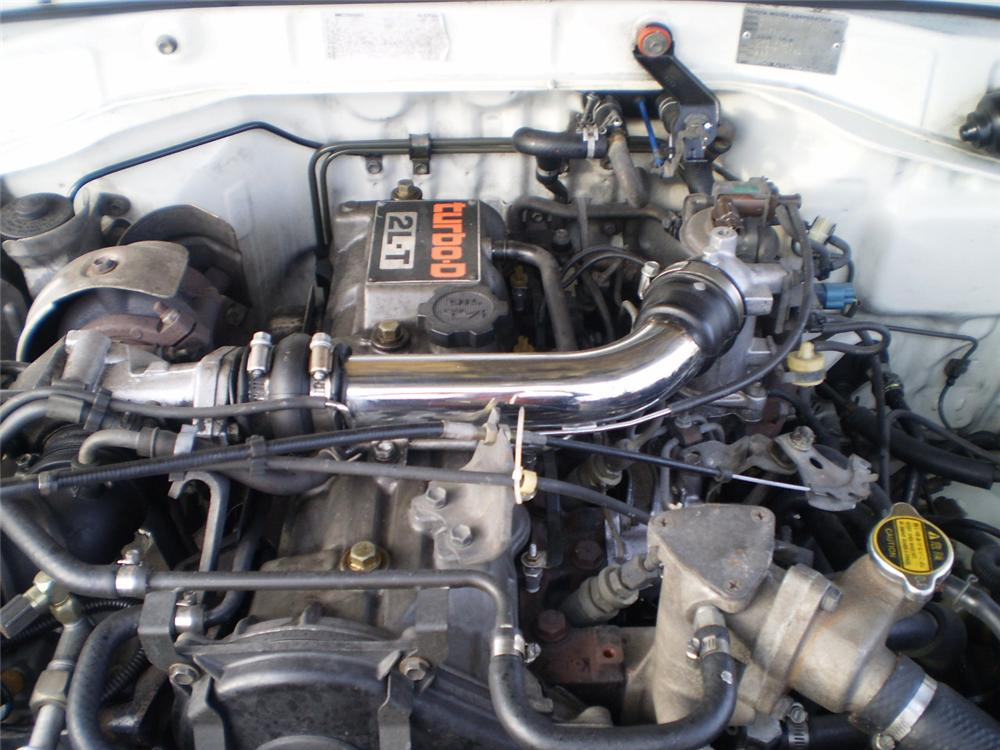 1987 TOYOTA LAND CRUISER 4X4 SUV - Engine - 170355