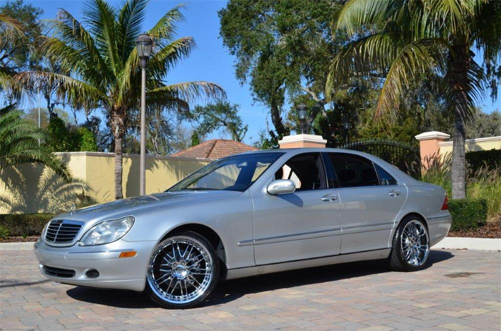 Mercedes Of Palm Beach >> 2002 MERCEDES-BENZ S430 4 DOOR SEDAN