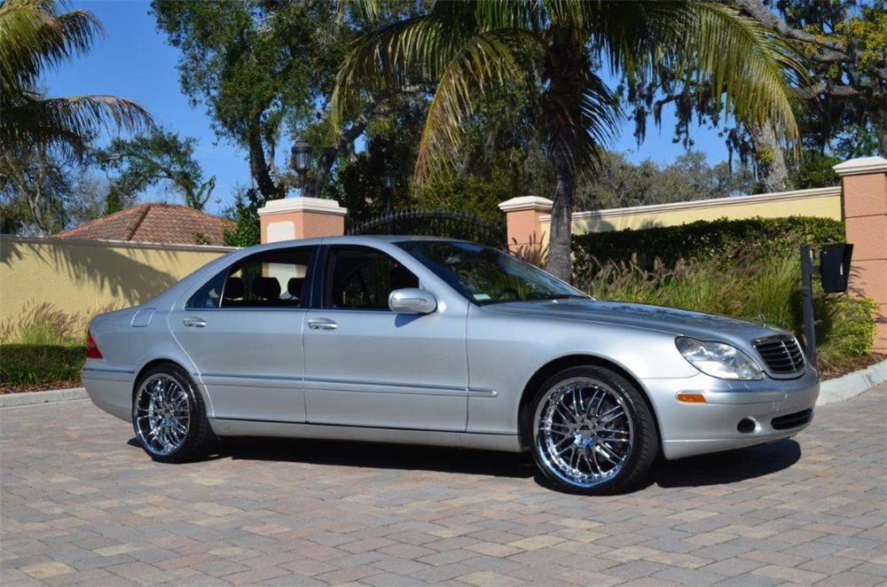 2002 mercedes benz s430 4 door sedan 170361 for 2002 s430 mercedes benz