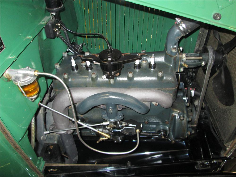 1929 FORD MODEL A ROADSTER - Engine - 170385