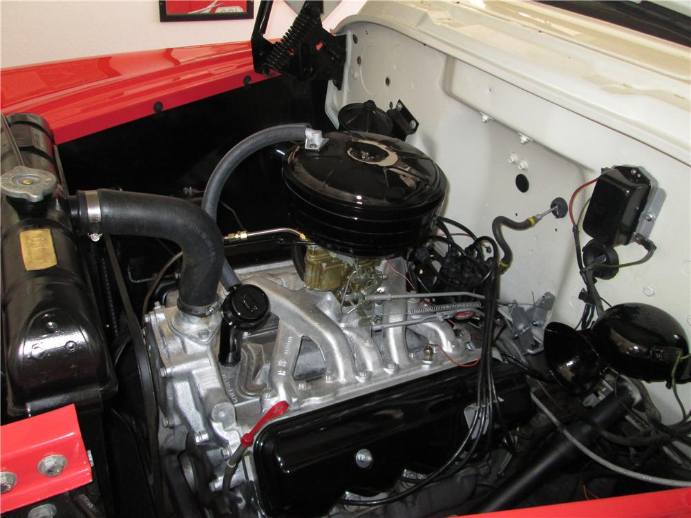 1957 DODGE D-100 PICKUP - Engine - 170390