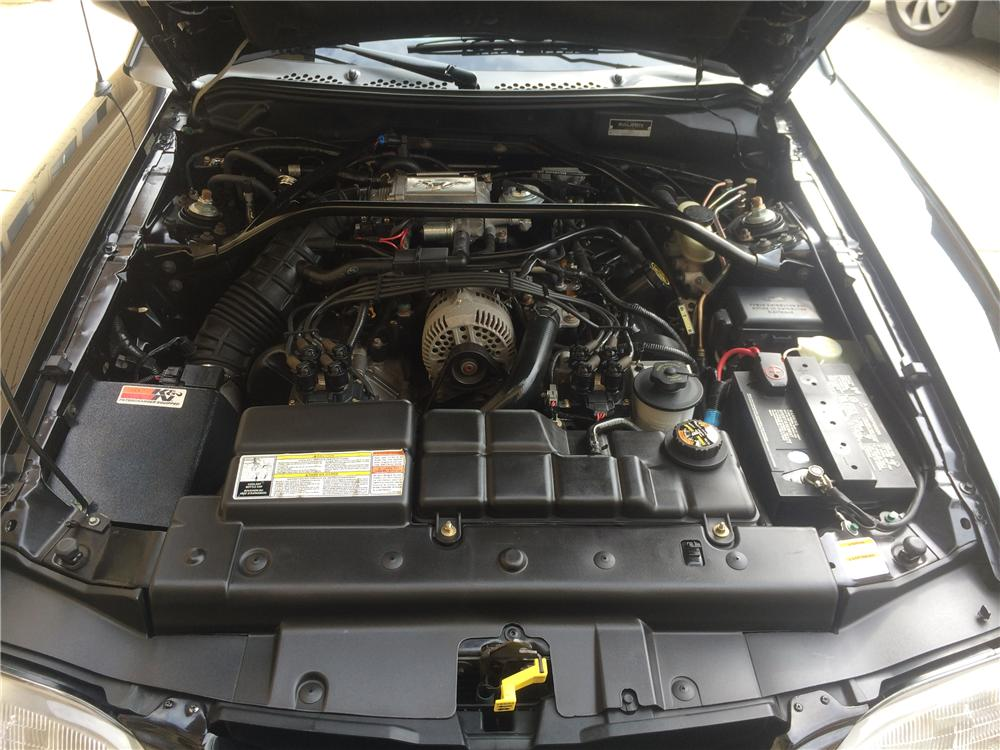 1996 FORD MUSTANG SALEEN CONVERTIBLE - Engine - 170401