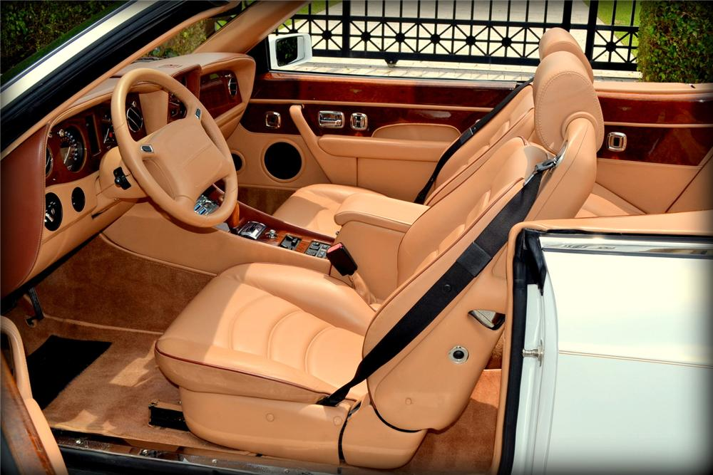 2000 BENTLEY AZURE CONVERTIBLE - Interior - 170406