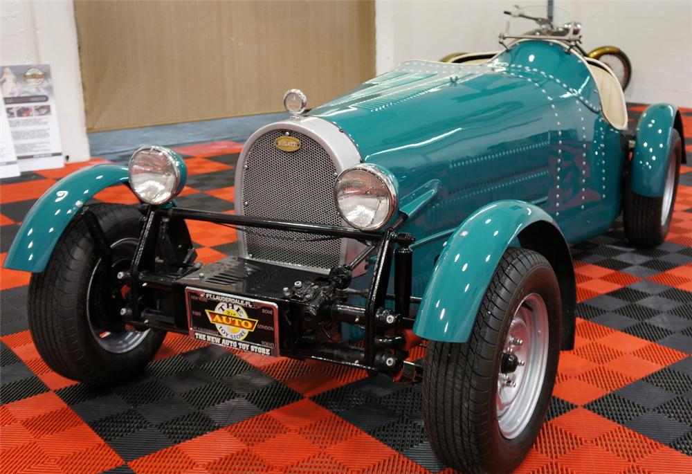 1932 BUGATTI TYPE 54 RE-CREATION - Front 3/4 - 170408