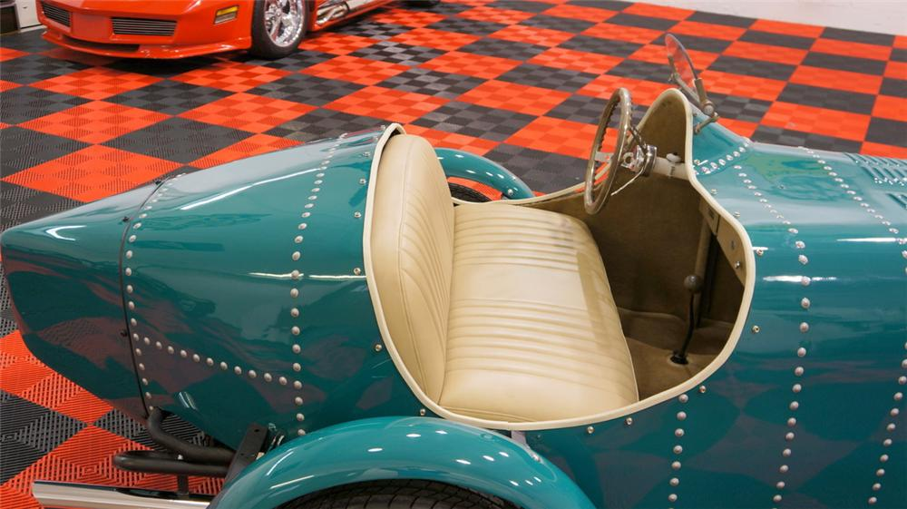 1932 BUGATTI TYPE 54 RE-CREATION - Interior - 170408