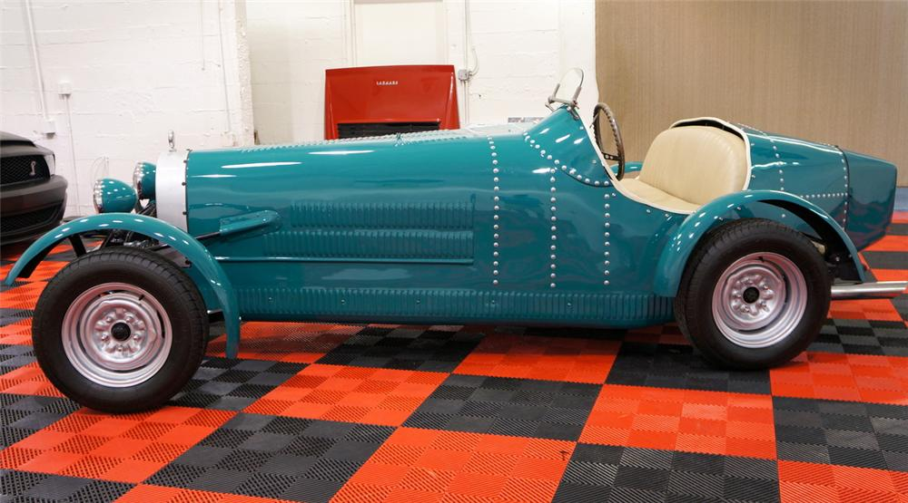 1932 BUGATTI TYPE 54 RE-CREATION - Side Profile - 170408