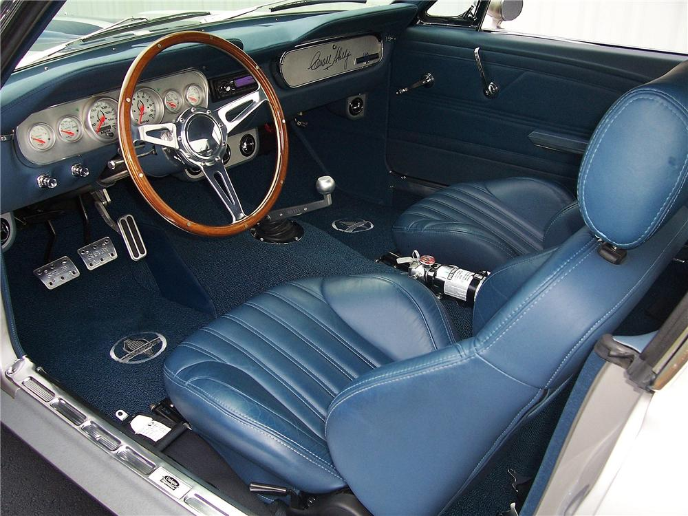 1965 SHELBY GT350 SR CUSTOM FASTBACK - Interior - 170430