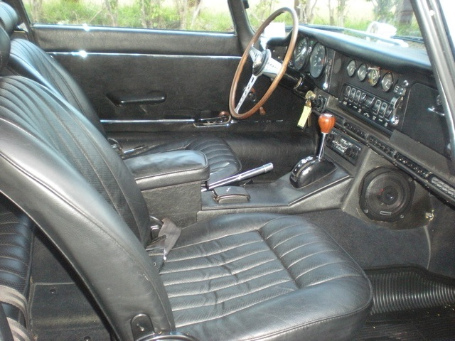 1970 JAGUAR XKE SERIES II 2 DOOR COUPE - Interior - 170432