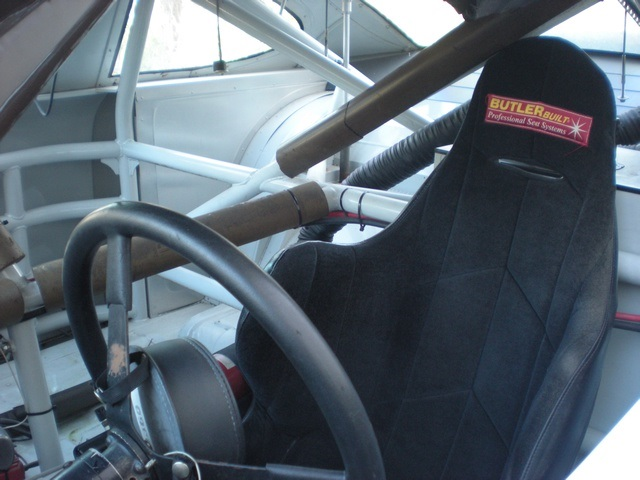 2003 FORD TAURUS NASCAR RE-CREATION - Interior - 170435