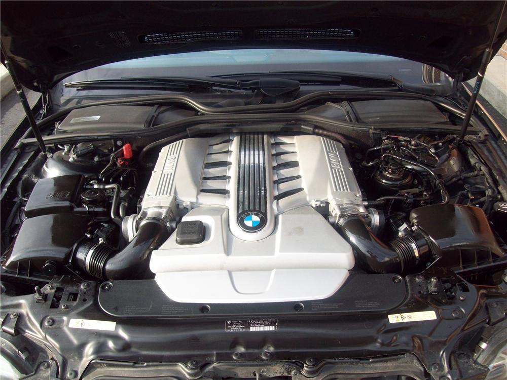 2008 BMW 760LI SEDAN - Engine - 170460
