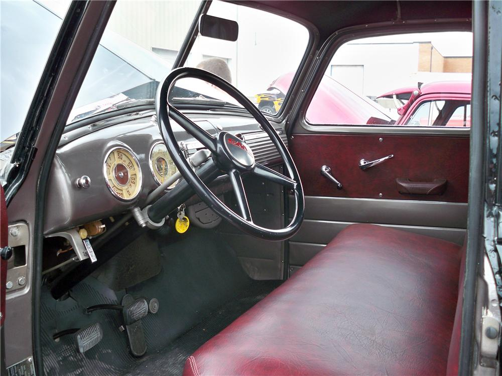 1948 GMC 3/4 TON PICKUP - Interior - 170467