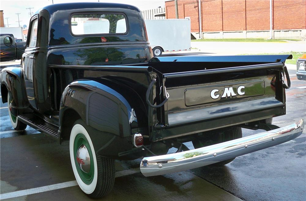 1948 GMC 3/4 TON PICKUP - Rear 3/4 - 170467