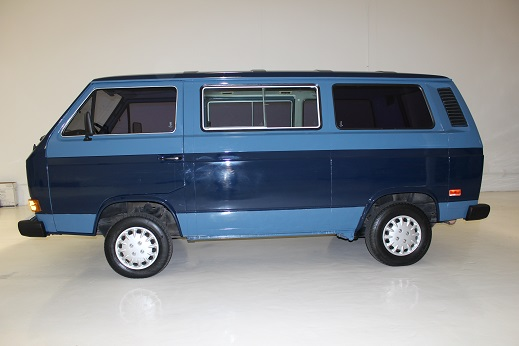 1983 VOLKSWAGEN BUS VANAGON - Side Profile - 170468