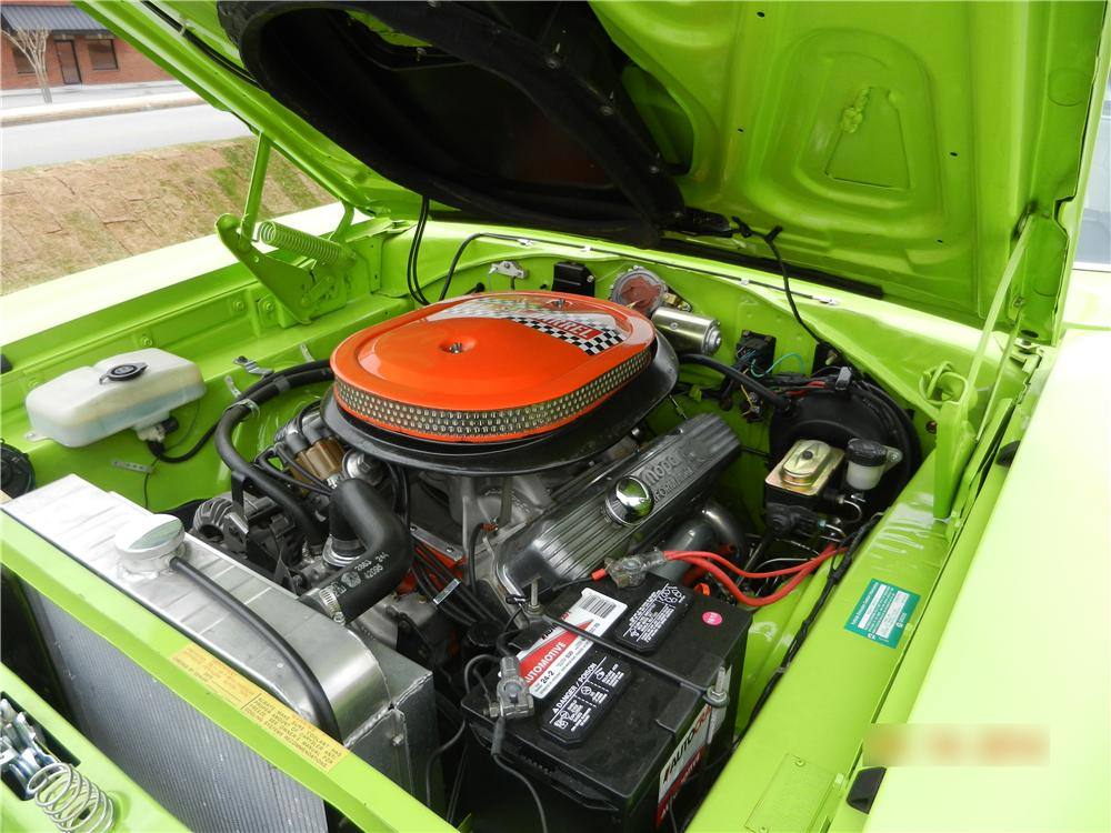 1970 PLYMOUTH GTX CUSTOM 2 DOOR HARDTOP - Engine - 170472