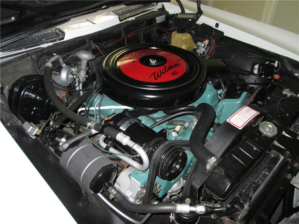 1964 BUICK RIVIERA 2 DOOR COUPE - Engine - 170473