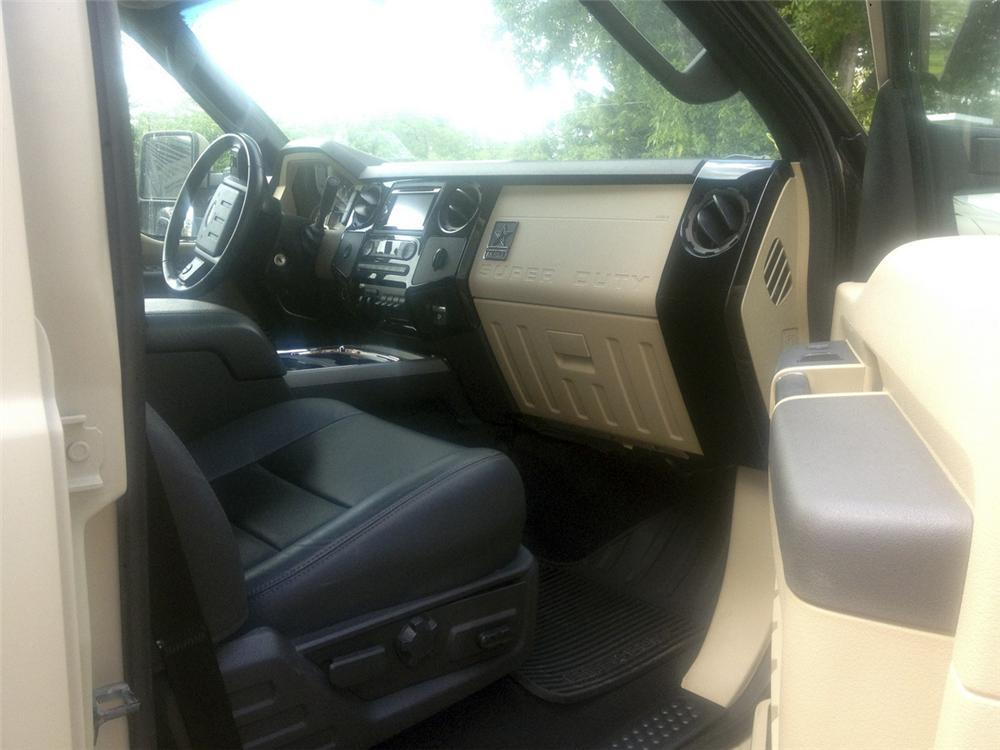 2008 FORD F-350 CUSTOM PICKUP - Interior - 170475
