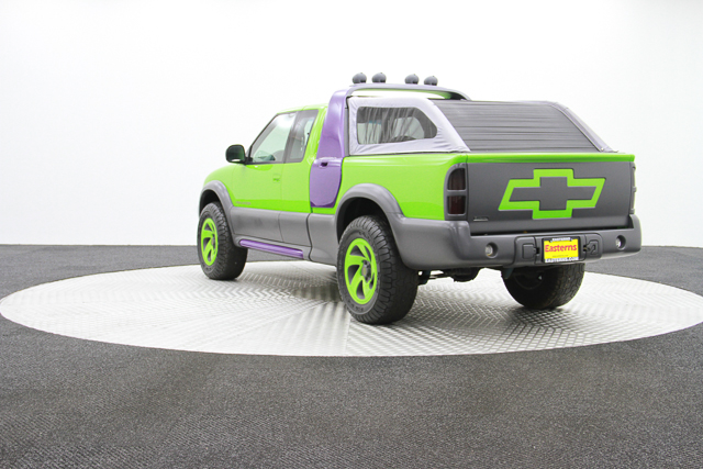 1992 CHEVROLET S-10 PICKUP - Rear 3/4 - 170477